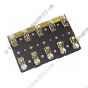 fuse holder for   5x fuse 6,3 x 32mm