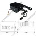 battery charger 24V 25AMP
