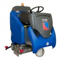 Fiorentini sweeper and scrubber dryer
