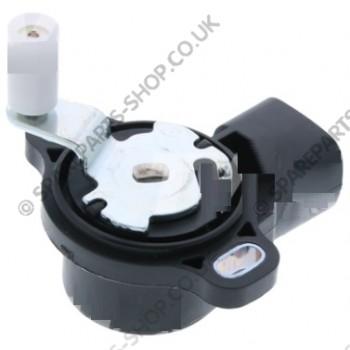 Accelerator pedal potentiometer