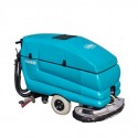 Tennant sweeper and scrubber dryer