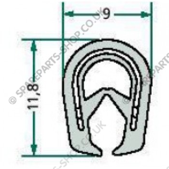 sealing rubber  1-3mm