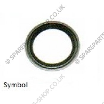 oil seal crankshaft, front